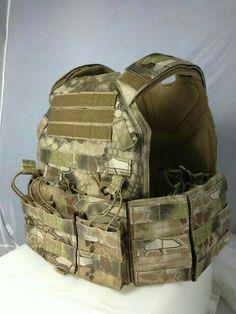 KRYPTEK Highlander Reversible Hunters Belt All sizes ATAC/'S Foliage Green FG
