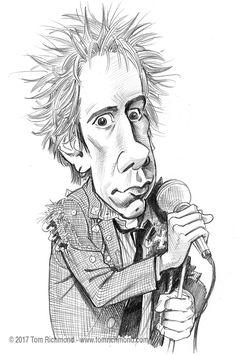 "John Lydon (""Johnny Rotten"")"