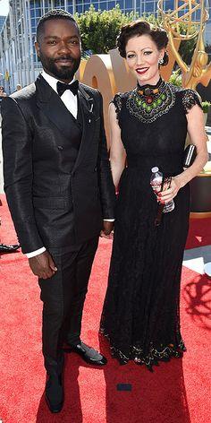 David Oyelowo- 2015 Emmy Awards Best Dressed by The He Said She Said Experience