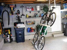 Garage Bike Storage Solutions