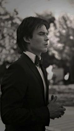 Tvd, ian somerhalder, and damon salvatore image Vampire Diaries Damon, Vampire Diaries The Originals, Serie The Vampire Diaries, Ian Somerhalder Vampire Diaries, Vampire Diaries Wallpaper, Vampire Daries, Ian Somerhalder Movies, Ian Somerhalder Wedding, Vampire Diaries Quotes