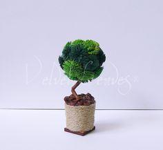 Quilled Bonsai Tree by VelvetLeaves on DeviantArt
