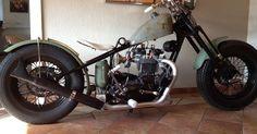 Triumph Thunderbird Bobber. | Dine Synes om på Pinterest | Pinterest