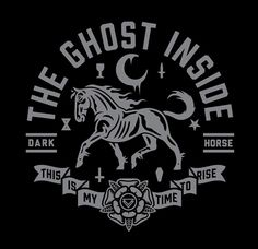 Graphic for The Ghost Inside - Dark Horse.