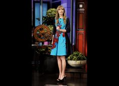 Taylor Swift's obsession with girly dresses and mine are similar loves.