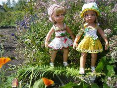 Подготовка к лету.Летний наряд для кукол Готц. / Одежда и обувь для кукол - своими руками и не только / Бэйбики. Куклы фото. Одежда для кукол