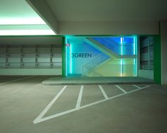 PARKING STRUCTURE | Chesapeake Car Park One | ArchiTravel