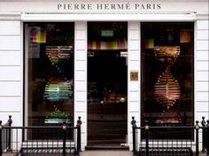 Pierre Hermé london!!!!