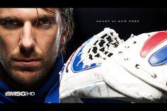 Henrik Lunqvist, goalie for the New York Rangers photo by Monte