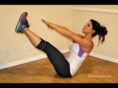 16 Minute Cardio Fat Burn: HIIT & Sculpt: No Equipment Body Weight Workout - YouTube