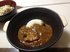 No.3 野菜スープ×しゃぶしゃぶの余り出汁+カレー粉(その2) (1/6 19:00)