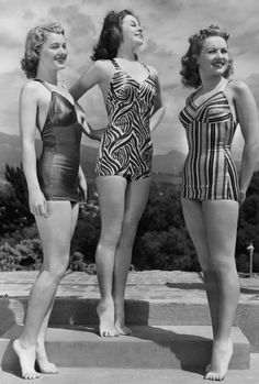 I would love to have Betty Grables suit made!