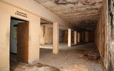 The Burlington Bunker In Wiltshire UK Was Built In The Cold War - Take look inside incredible cold war era bunker buried 26 feet underground
