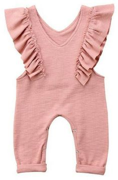 50% off + free shipping! SHOP Our Byres Jumpsuit for Baby & Toddler Girls