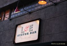an oyster bar in Silver Lake... um, DUH, i'm going here! (edit: SO. GOOD!!)