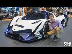 The Crazy 5,000hp Devel Sixteen is REAL! | FIRST LOOK - YouTube