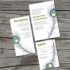 what about lace and real peacock feathers? Wedding Invitation DIY Pocketfold Peacock Feather