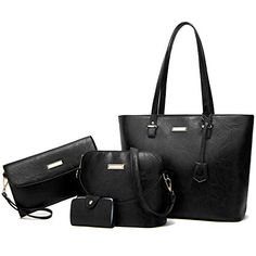 YNIQUE Satchel Purses and Handbags for Women Shoulder Tote Bags Wallets - FrenzyStyle Soft Leather Handbags, Leather Purses, Leather Bag, Purses And Handbags, Fashion Handbags, Traditional African Clothing, 2 Piece Skirt Set, Shoulder Handbags, Shoulder Purse
