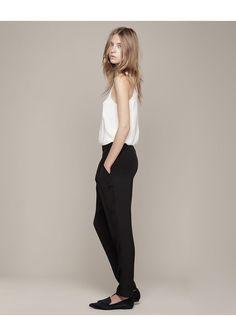 3.1 Phillip Lim / Draped Pocket Trouser