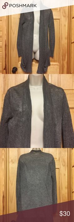Eileen Fisher Linen Long Cardigan Excellent condition Eileen Fisher Sweaters Cardigans