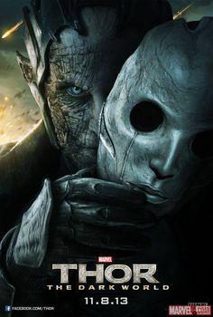 Thor: The Dark World   Poster Malekith