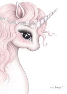 Unicorn Sketch, Unicorn Drawing, Unicorn Art, Cute Unicorn, Unicornios Wallpaper, Cartoon Wallpaper, Animal Drawings, Cute Drawings, Unicorn Wallpaper Cute