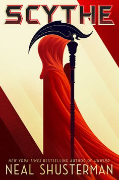 Scythe by Neal Shusterman A dystopian story in a utopian setting. Feels like young adult scifi-fantasy. Ya Books, Good Books, Books To Read, Teen Books, Books Like Divergent, Book Series, Book 1, Scythe Book, Science Fiction