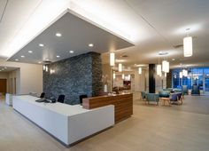 nursing homes with cool interior architectural elements - Google Search