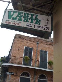 lunch; french quarter