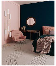 Living Room Interior, Home Decor Bedroom, Living Room Decor, Living Rooms, Diy Bedroom, Art Deco Interior Bedroom, Bedroom Furniture, Apartment Interior, Home Room Design