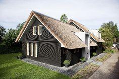 Uitbreiding en restyling woonhuis Bergen nh