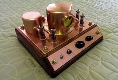 Project | Homebuilt Hi-Fi - A user submitted image showcase of high quality home built hi-fi components.