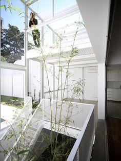 Vista interior de la Casa Fernández por Adamo-Faiden Arquitectos. Fotografía © Adamo-Faiden.
