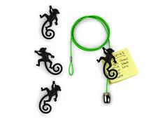 Kikkerland Design Inc » Products » Monkey Cable Photo Holder