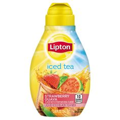 Lipton Tea and Honey Liquid is a liquid iced tea mix that has a refreshing, great taste because it is sweetened with honey, made from real tea leaves and real fruit flavors. Peach Ice Tea, Peach Juice, Liquid Ice, Iced Tea Mix, Lipton Ice Tea, Strawberry Guava, Raspberry, Making Iced Tea, Tea Powder