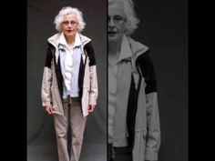style has no age! watch our little style experiment with a 67 year old lady  - before and after!