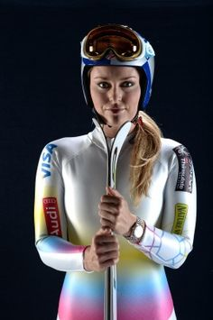 Skier Lindsay Vonn cited a knee injury in withdrawing from participation in the upcoming 2014 Winter Olympics in Sochi.