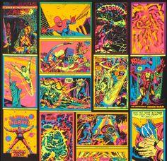 Comic Books Art, Comic Art, Book Art, Marvel Heroes, Marvel Comics, Spencers Gifts, Graphic Novel Art, Black Light Posters, Conan The Barbarian