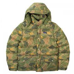 Penfield Bowerbridge Camo Jacket: $275.00 USD