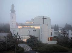 Katholische Osterkirche in Oberwart