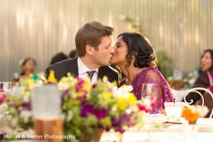 An Indian-Styled Wine Country Wedding: Shilpi and Bryan