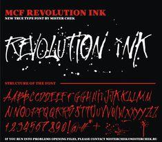 MCF Revolution Ink full by MisterChek on deviantART