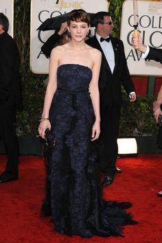 2010 Golden Globes Nina Ricci
