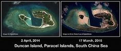 Duncan Island, Paracels  http://thediplomat.com/2015/04/south-china-sea-china-is-building-on-the-paracels-as-well/