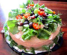 Kääpiölinnan köökissä: Cmon cut the cake....