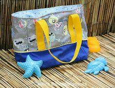 Lybstes Kidstasche FREEBOOK, Kindergartentasche von Bibis Zauberwerke genäht