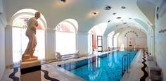 VILLA PADIERNA PALACE HOTEL MARBELLA, SPAIN, Indoor Pool