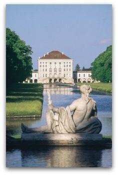#Schloss #Nymphenburg #München #Bayern