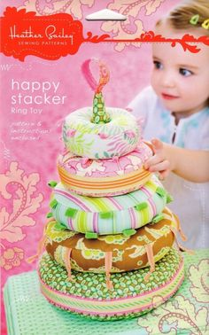 Happy Stacker Ring ...Ashley Ann has this...I want someone to make me this...I would be SO SO HAPPY!!!!!!!!
