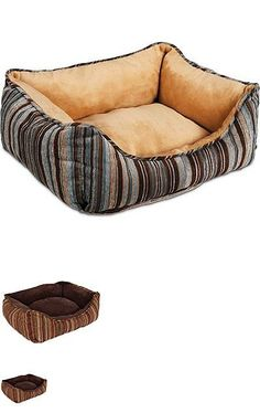 Animals Dog: Dog Pet Cat Puppy Bed Petmate Fashion Plush Lounger Kennel Soft Mat Cushion -> BUY IT NOW ONLY: $37.54 on eBay!